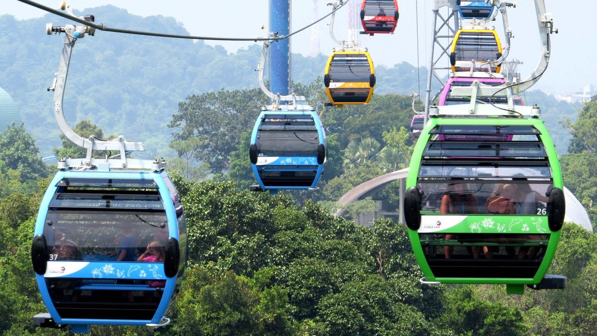 Cable Car as an Urban Form of Transportation in Kathmandu ?