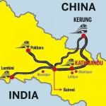 Chinese Rail Nepal